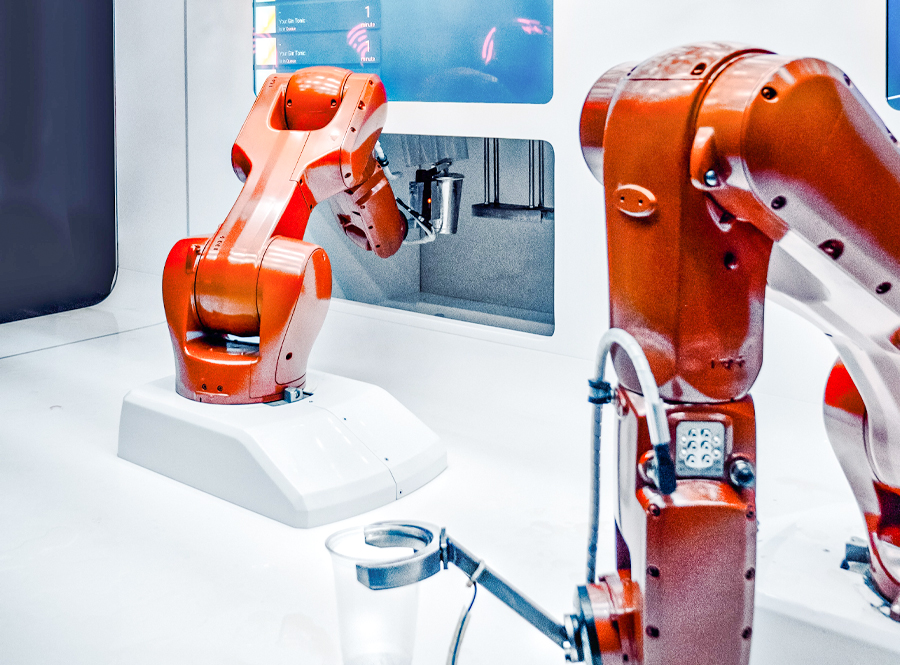 2020 industrial robots or big plans